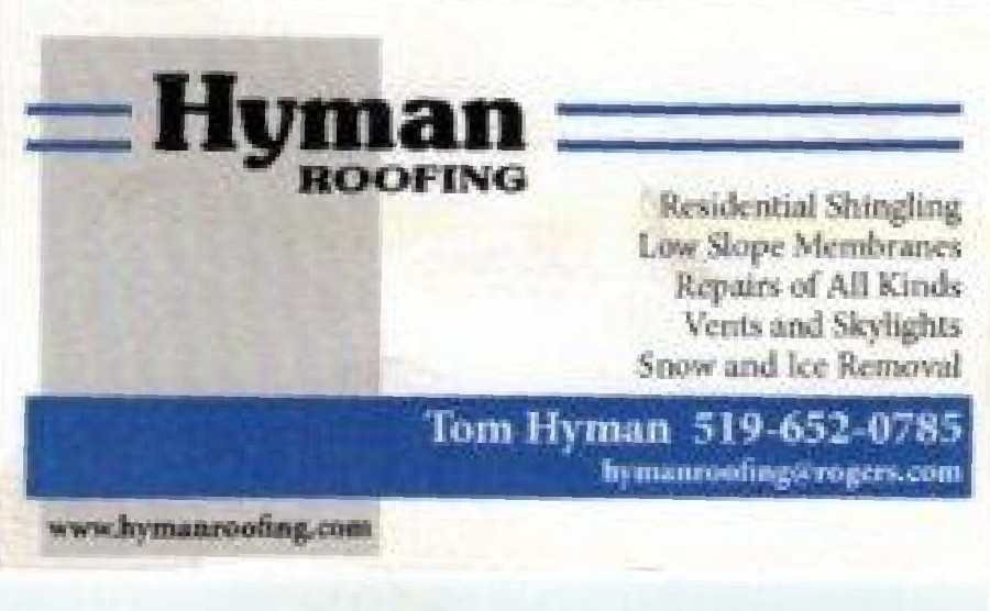 Hyman Roofing